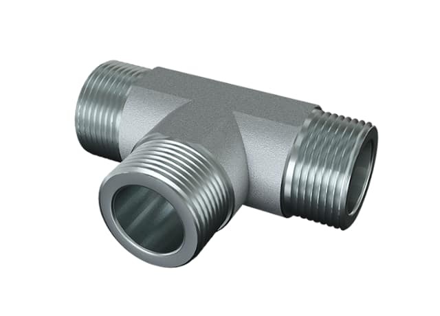 Tee Male Adapter
