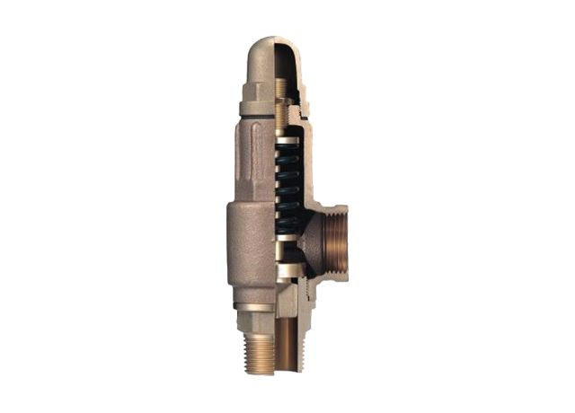 L3/L9B Bronze Safety Valve